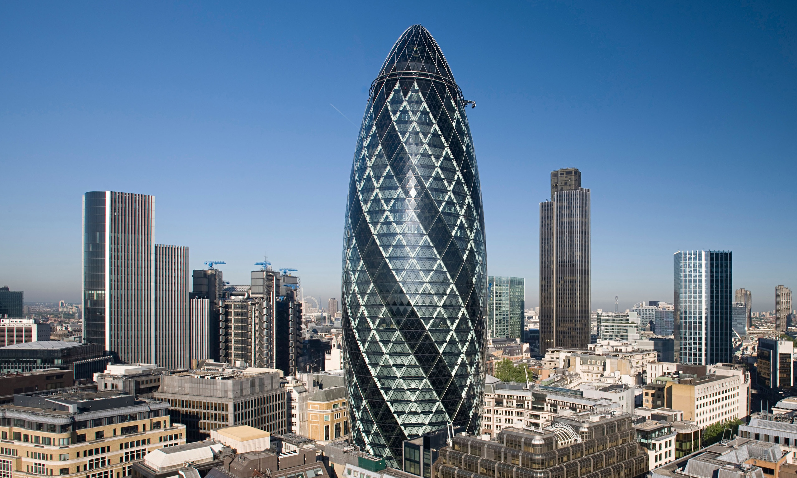 The Gherkin safra Group