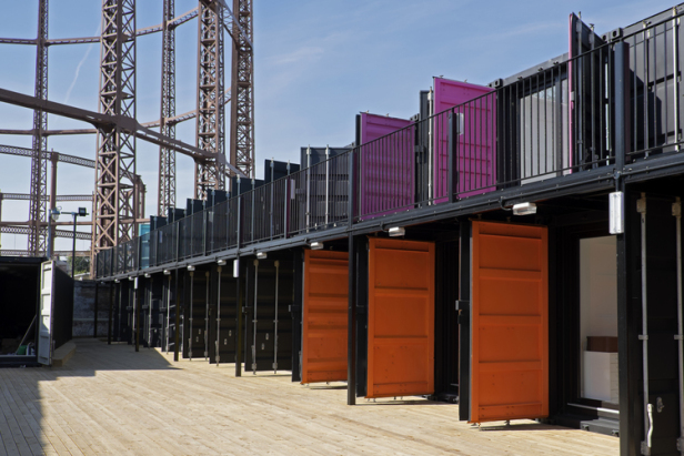 Containerville