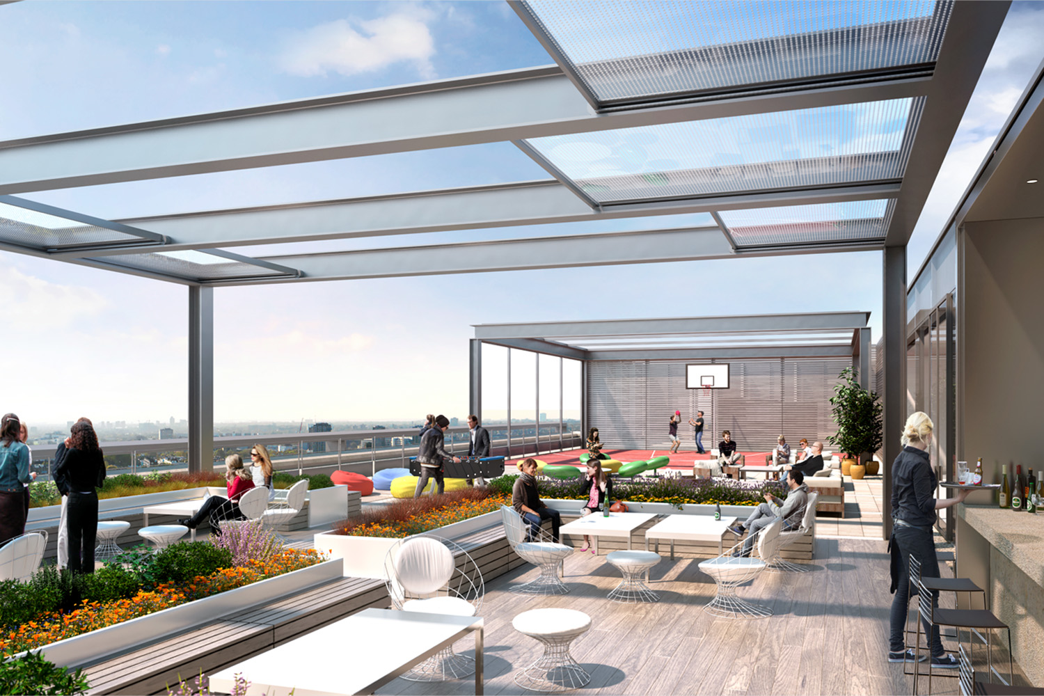 Paddington Roofterrace
